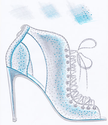 I Draw Shoe Designs Design Your Own Shoes Course Shoe Design Drawing Course